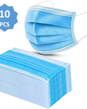 GSI 3 Layer Surgical Disposable Face Mask, CE Certified (10 pcs)